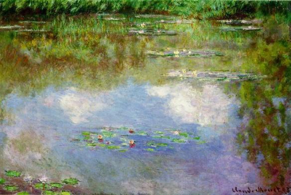 Monet__Water_Lilies