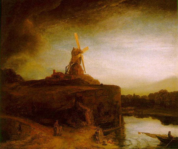 Rembrandt__Mill